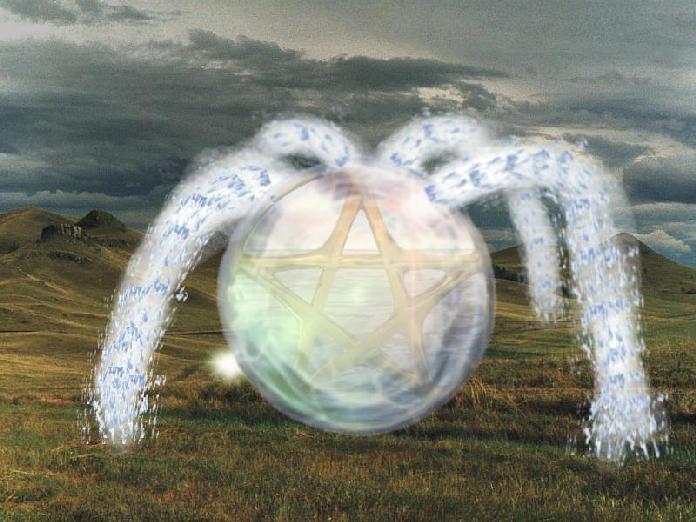 Pentagram Kugel